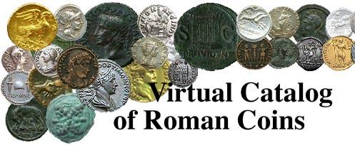Virtual Catalog of Roman Coins Homepage